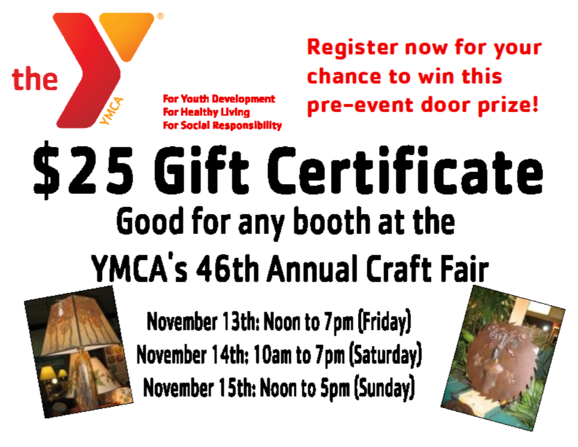 Ymca Craft Fair Blacksburg